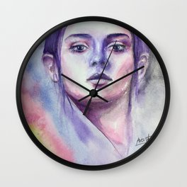 Don't Keep Me In the Dark Wall Clock