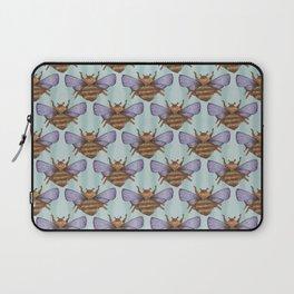 sky bee pattern Laptop Sleeve