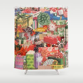The Gift That Keeps on Giving Shower Curtain