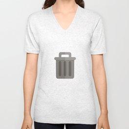 Waste Unisex V-Neck