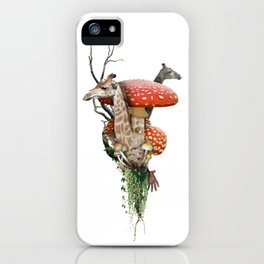 I Once Ate a Delicious Marzipan Croissant. iPhone Case