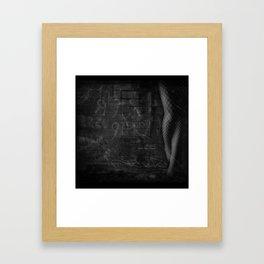 Gimmie the Groove Framed Art Print