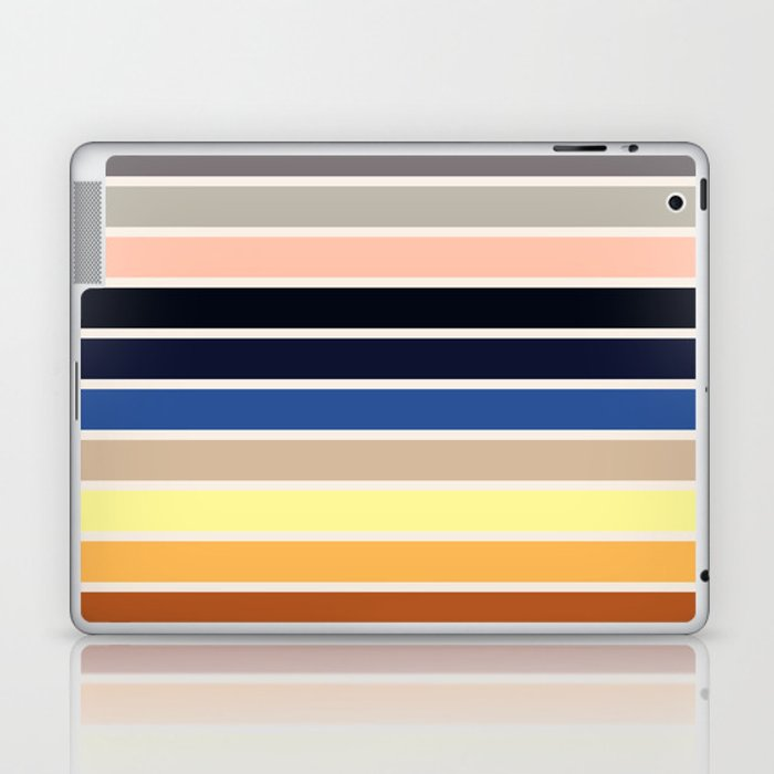 The colors of - Howl's moving castle Laptop & iPad Skin