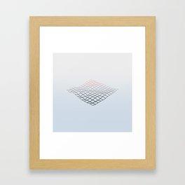 Geomitry Framed Art Print
