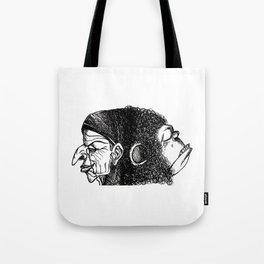E.V.O.L.U.T.I.O.N Tote Bag