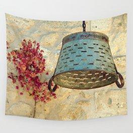 wall art in alacati Wall Tapestry