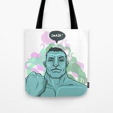 SMASH! Hulk Tote Bag