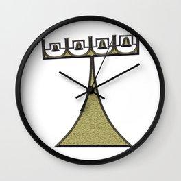 campanile Wall Clock