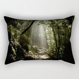 Ray of sun Rectangular Pillow