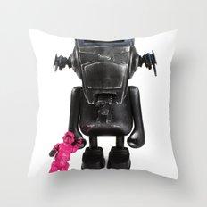Dudebox Customs | no: 03, The Trooper Throw Pillow
