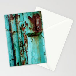 Texture Me Blue Stationery Cards