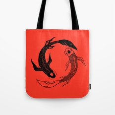 Balance is Key Tote Bag