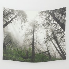 Whispering trees Wall Tapestry