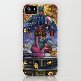 Gotham Cineplex iPhone Case