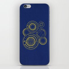 The Doctor's Past iPhone & iPod Skin