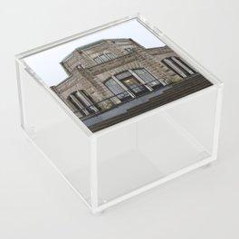 Visitor Center at Multnomah Falls Acrylic Box