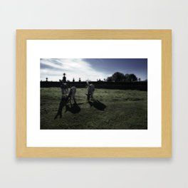 Auvergne Framed Art Print