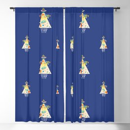 The Book Of Conspiracy Theories Blackout Curtain