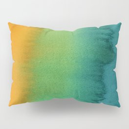 color wash Pillow Sham