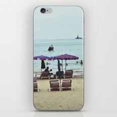 Patong Beach iPhone & iPod Skin