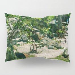 Random Rock Garden Pillow Sham