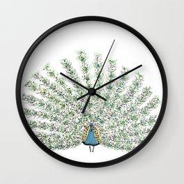 PAON PAON PAON Wall Clock