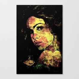 Portrait #1 Canvas Print