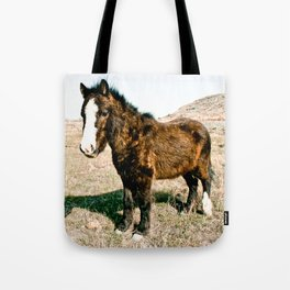 Mini Horse Tote Bag