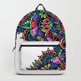 Gelly Roll Mandala Backpack
