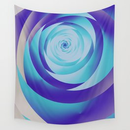 fractal geometry -110- Wall Tapestry