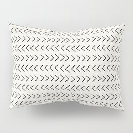 Arrows on Alabaster Pillow Sham