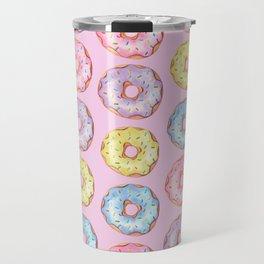 Donut Party Travel Mug
