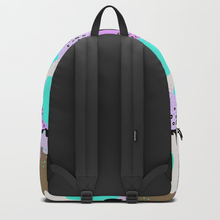 Party in my tummy Backpack