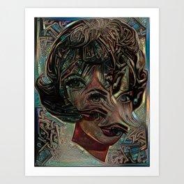 Lorn Art Print