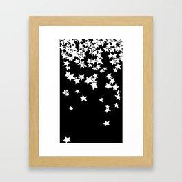 Stars are Endless Framed Art Print