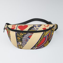 Playing poker Fanny Pack