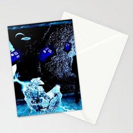 TARDIS BLUE Stationery Cards
