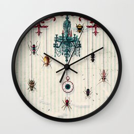The Ravages Wall Clock