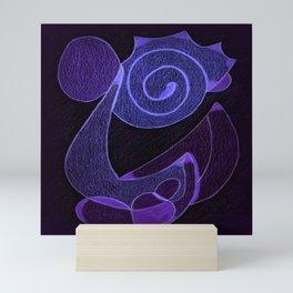 Kelpie Mini Art Print