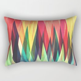 Mountain Sunset Rectangular Pillow