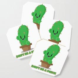 Pricky cactus Coaster