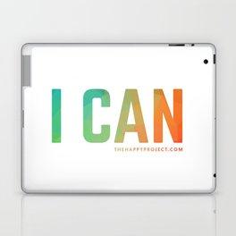 I Can Laptop & iPad Skin