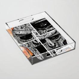 MF Doom Acrylic Tray