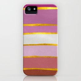 Lesbian Pride iPhone Case