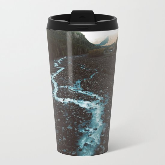 Landscape II #photography #society6 Metal Travel Mug