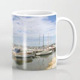 Moored Boats Coffee Mug