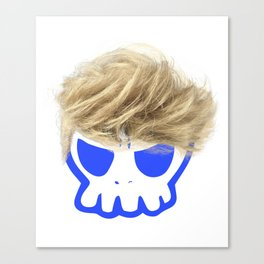 Willy the Wig Canvas Print