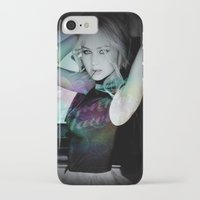 jennifer lawrence iPhone & iPod Cases featuring Jennifer Lawrence by JenniferLawrenceGermany