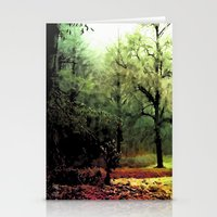 cycle Stationery Cards featuring cycle by Nev3r