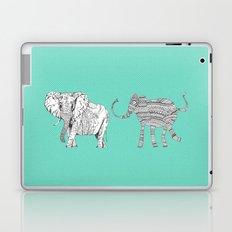 two ways to see one elephant Laptop & iPad Skin